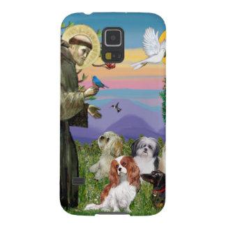 San Francisco con 10 perros Funda De Galaxy S5