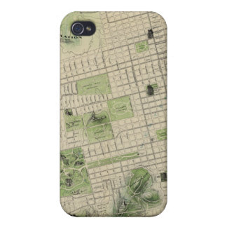 San Francisco Cover For iPhone 4
