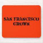San Francisco crecido Tapete De Ratón