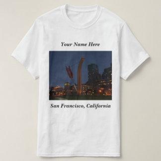 San Francisco Cupid's Span #3 T-shirt