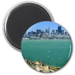 San Francisco de Alcatraz Imán De Frigorífico