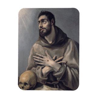 San Francisco de El Greco Iman Flexible