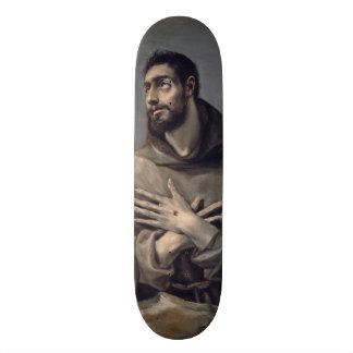 San Francisco de El Greco Patín