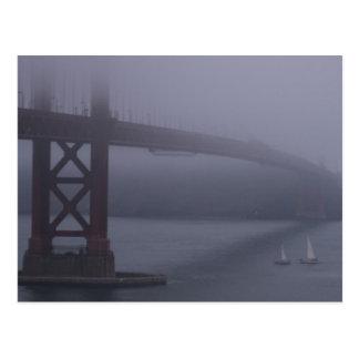 SAN FRANCISCO DE NIEBLA TARJETAS POSTALES