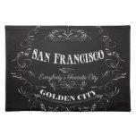 San Francisco, de oro Ciudad-Todos preferido Manteles