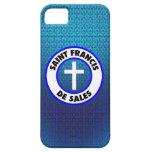 San Francisco De Sales iPhone 5 Case-Mate Fundas
