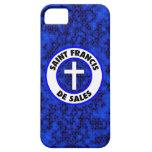 San Francisco De Sales iPhone 5 Fundas