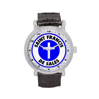 San Francisco De Sales Relojes De Pulsera