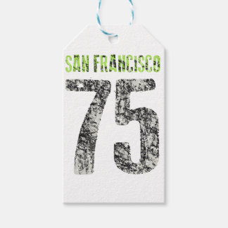 san francisco design gift tags