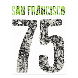 san francisco design postcard