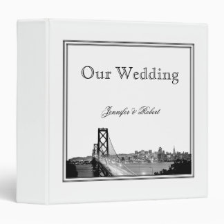 San Francisco Destination Wedding Binder