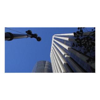 San Francisco Downtown Photo Card