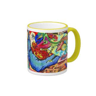 San Francisco Dream Ringer Coffee Mug