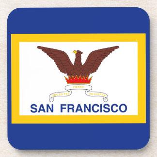 San Francisco Drink Coaster