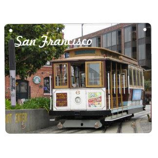 San Francisco Dry Erase Board