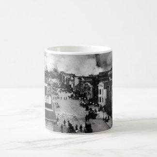 San Francisco Earthquake Classic White Coffee Mug