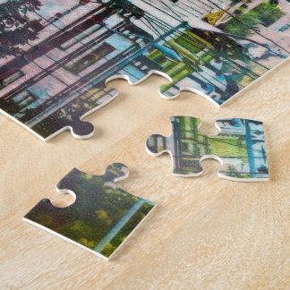 San Francisco: El World.tif del diecinueveavo Puzzle