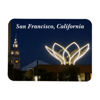 San Francisco Embarcadero #2 Magnet