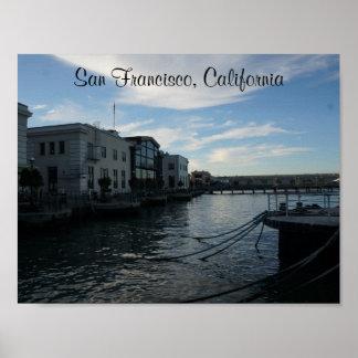 San Francisco Embarcadero #7-2 Poster