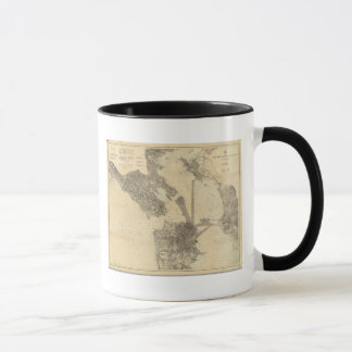 San Francisco Entrance, California Mug