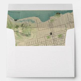 San Francisco Envelope