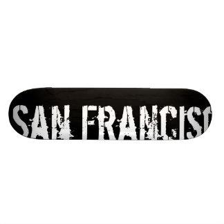 San Francisco - estilo urbano - monopatín Patin Personalizado