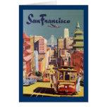 San Francisco Felicitación