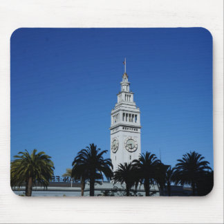 San Francisco Ferry Building #4 Mousepad