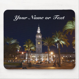 San Francisco Ferry Building #6 Mousepad
