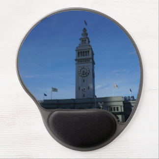 San Francisco Ferry Building Gel Mousepad
