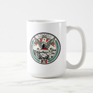 San Francisco Fire Department Local 798 Mug
