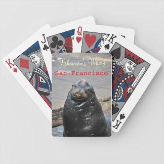 San Francisco Fisherman s Wharf Playing Cards