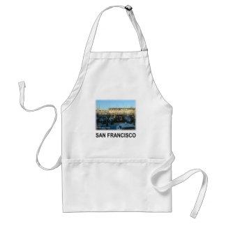 San Francisco Fisherman's wharf Adult Apron