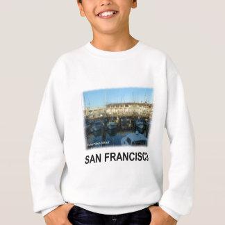 San Francisco Fisherman's wharf Sweatshirt
