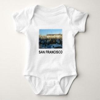 San Francisco Fisherman's wharf T-shirts