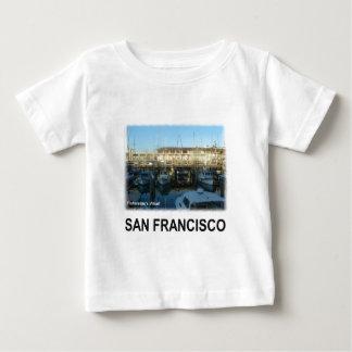 San Francisco Fisherman's wharf Tee Shirts