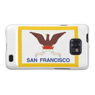 San Francisco Flag Samsung Galaxy SII Cover