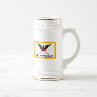 San Francisco Flag Mug