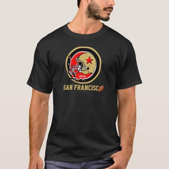 San Francisco Football 2012 T-Shirt 1