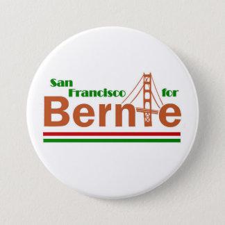 San Francisco for Bernie Pinback Button