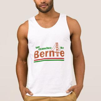 San FRancisco for Bernie Tank Top