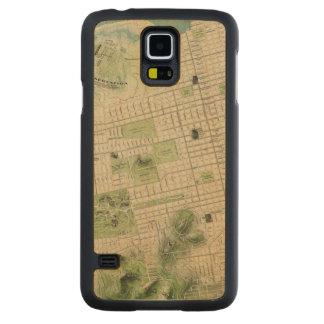 San Francisco Funda De Galaxy S5 Slim Arce