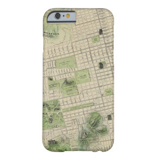 San Francisco Funda De iPhone 6 Barely There