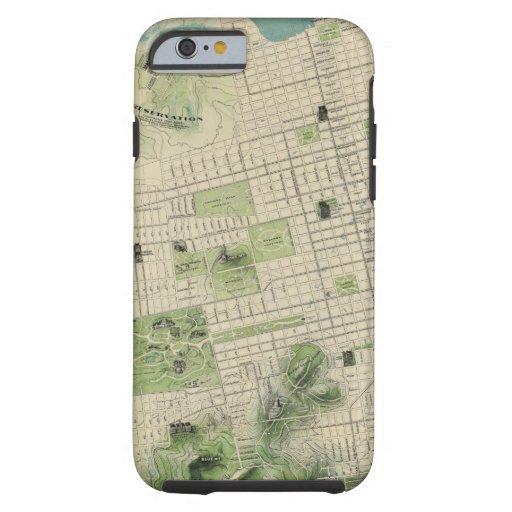 San Francisco Funda De iPhone 6 Tough