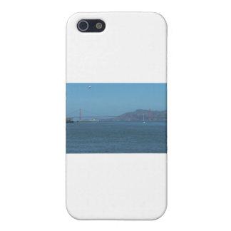 San Francisco iPhone 5 Carcasa