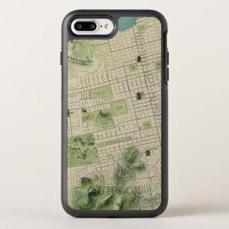 San Francisco Funda OtterBox Symmetry Para iPhone 7 Plus