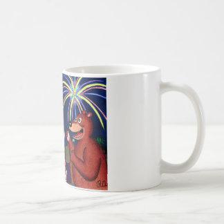 San Francisco Furry New Year Celebration Coffee Mug