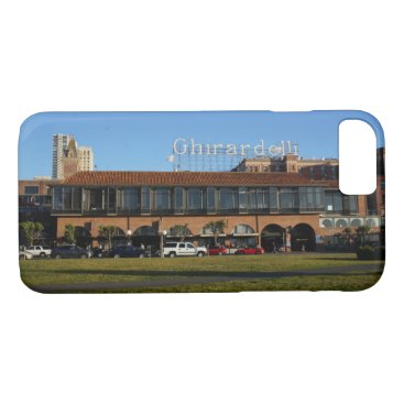 everydaylifesf San Francisco Ghirardelli Square #2 iPhone 7 Case