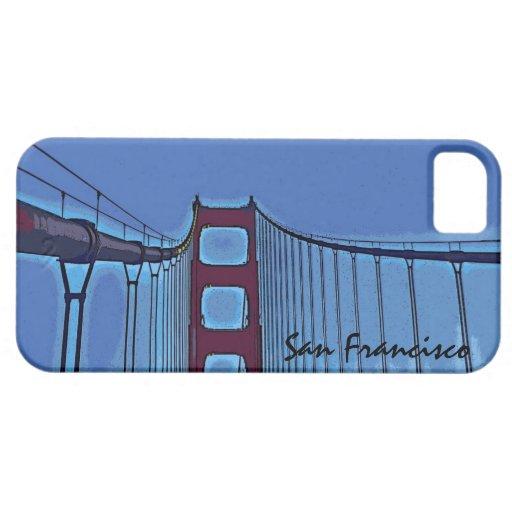San Francisco golden gate artistic iphone 5 case