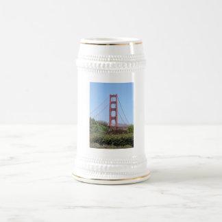 San Francisco Golden Gate Beer Stein
